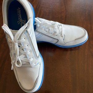 Men's Ashworth Spikeless golf shoe